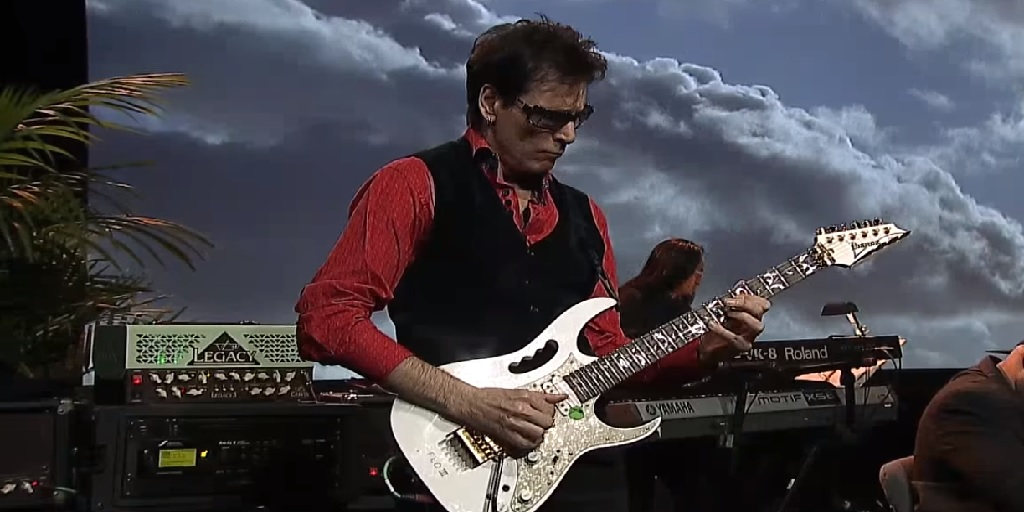 12 Amazing Facts About Steve Vai