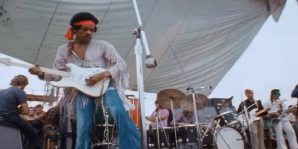 11 Amazing Facts about Jimi Hendrix