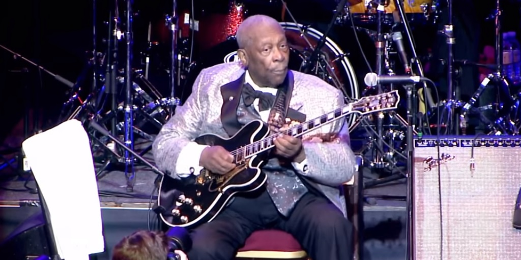 10 Amazing Facts about B.B. King