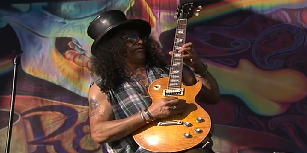 12 Amazing Facts About Slash