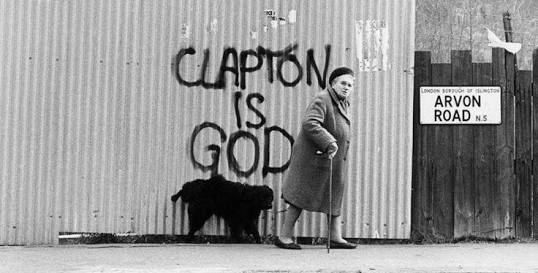 How Clapton Became God