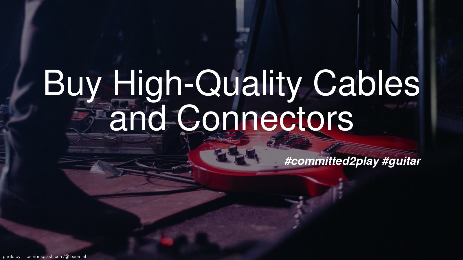 Buy High-Quality Cables and Connectors