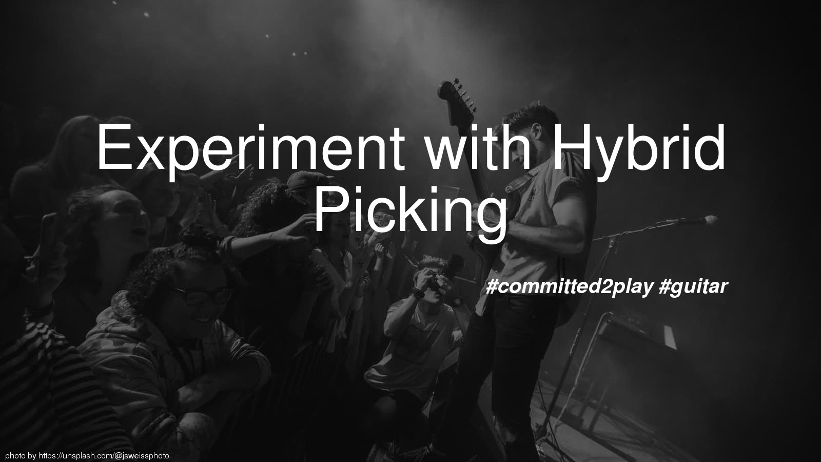 Experiment with Hybrid Picking