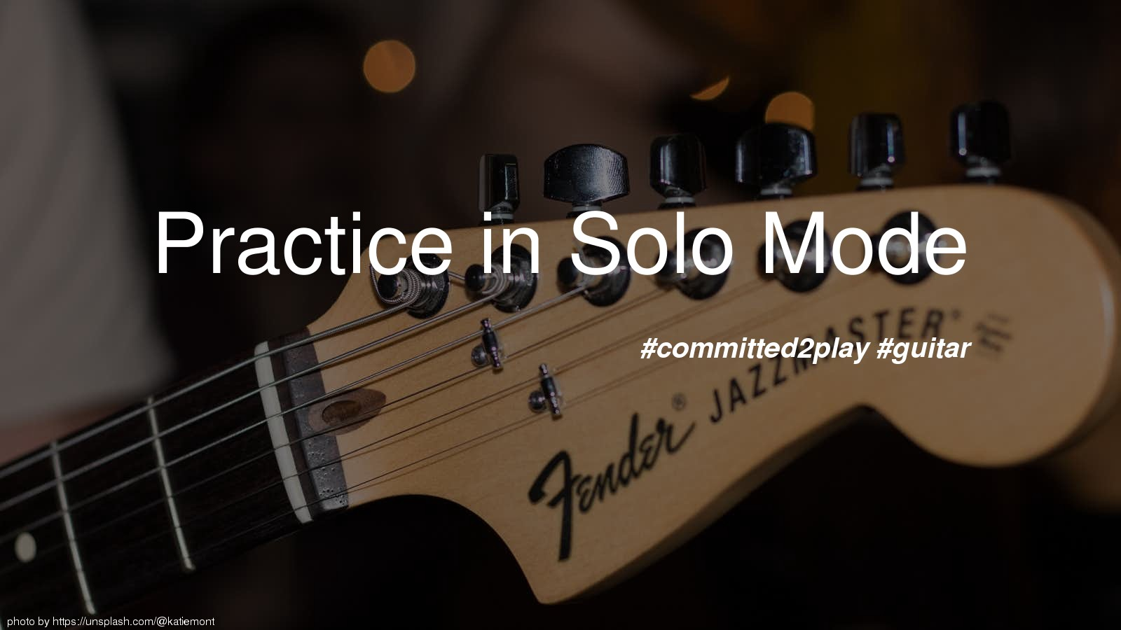 Practice in Solo Mode
