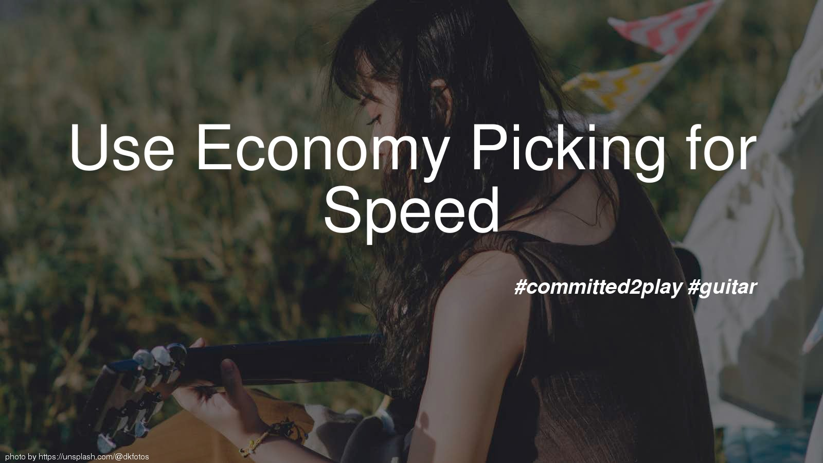 Use Economy Picking for Speed